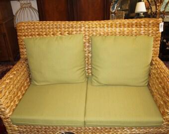 Seagrass Love Seat