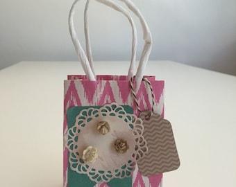 Small Scrapbook Gift Bag
