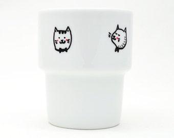 Kitties - cute mug