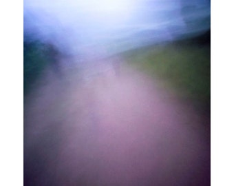 5x5 analog color pinhole photograph by Rachel Carbary