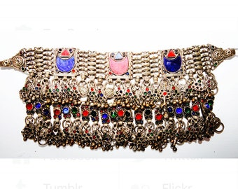Warrior Queen Necklace Choker VI