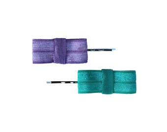 Cutesy Mermaid Hair Pin Set