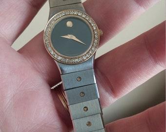 Movado Lady's Wrist Watch Vintage