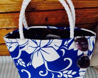 Hawaiian summer bag