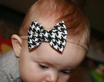Nylon baby headband