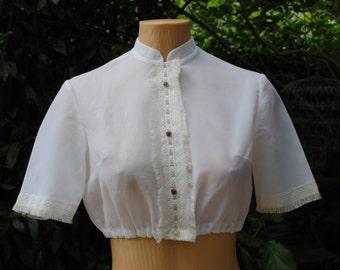 White blouse 1950