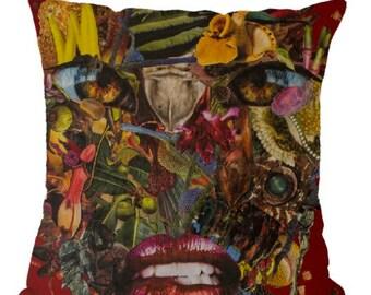 Cabako custom origional art pillow