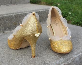 Shoes * beautiful * Princess * Disney *.