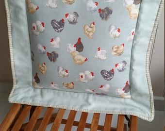 Funky Chicken Cushion