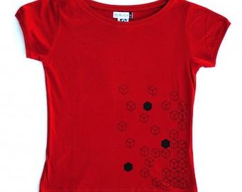 T-shirt organic and fair trade