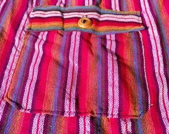 Pink Rainbow Plus Sized Pants