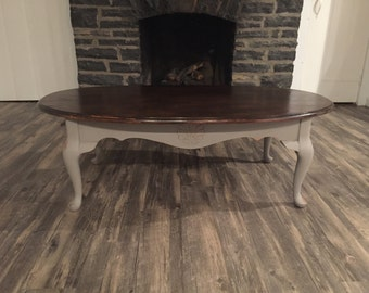 Vintage Chic Coffee Table