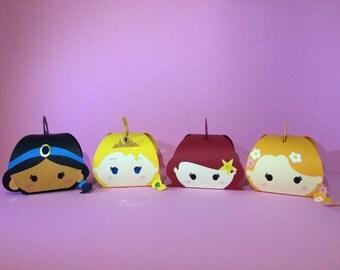Disney Princess Favor Boxes