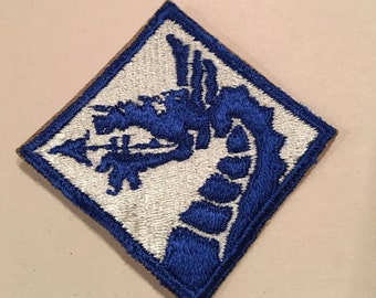 Vintage US Army Patch 18th Corps