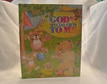 Personalized Children's Book - God's Special Gifts to Me