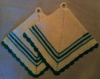 Crochett Potholders