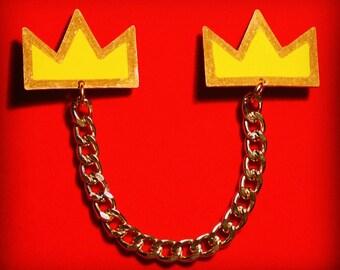 Collar clip Crown