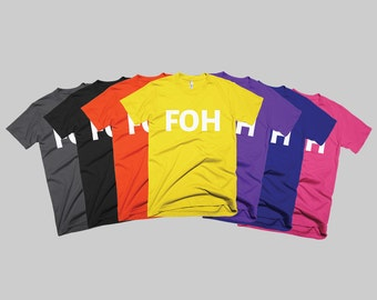 FOH- MENS T-Shirt (American Apparel)