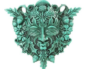 Greenman Wall Hanging