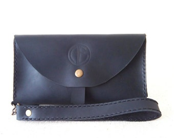 Сlutch - Leather clutch - Handmade clutch