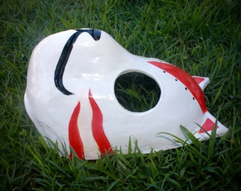 Kitsune Mask.
