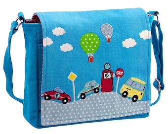 "Shoulder bag ""Cars"""