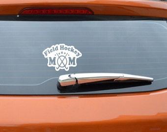 Field Hockey Car Etsy - Custom field hockey car magnets