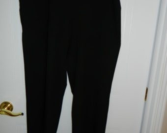 Black pants for women Tristan & Iseut (14)