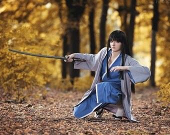 Katsura Kotaro - Gintama Cosplay Costume
