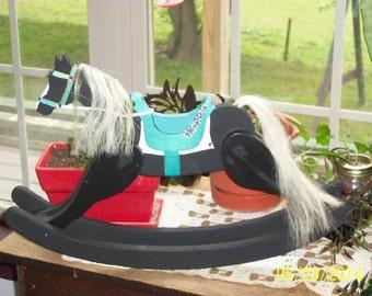 Small Decorative Rocking Horses