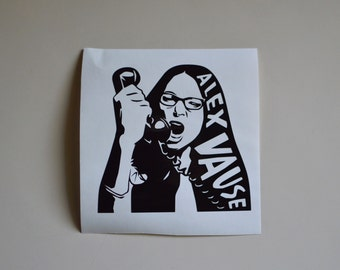 Alex Vause Decal