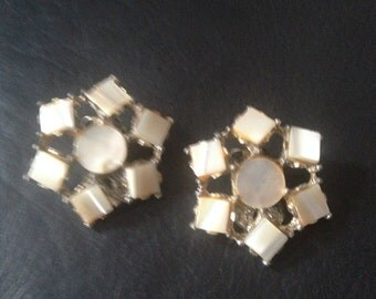 1950's Vintage Earrings