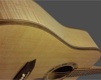 Hand Made Acoustic Guitar - Mazzocco Primo Acero