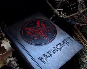 Book Baphomet, box