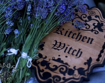 Signboard, Kitchen Witch