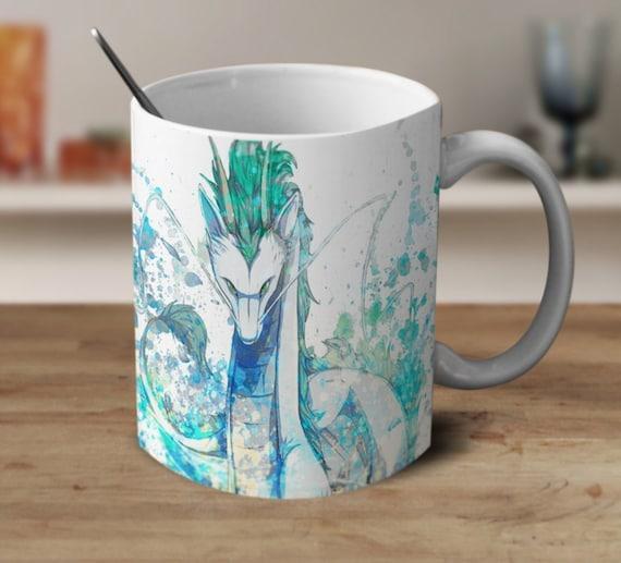 Spirited Away, Haku Dragon Mug
