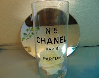 Chanel No. 5 vase