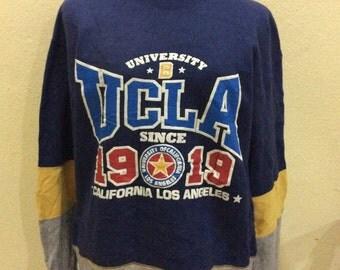 Vintage University B UCLA California Los Angeles