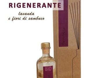 ORGANIC diffuser sticks 100 ml-regenerating