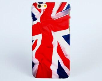 England iPhone 7 Case, British Flag iPhone 7 plus Case,  UK iPhone 6 Plus Case, iPhone 6 Case, iPhone 6s Case, Tough iPhone Cases