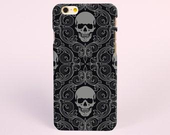 iPhone 7 Case Skull, iPhone 7 plus Case, iPhone 6s Case, iPhone 6 plus case, iPhone 5s case, iPhone 6s plus case, iPhone tough Case