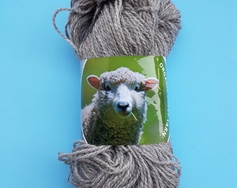 100% organic wool yarn; knitting yarn; sheep yarn; natural yarn