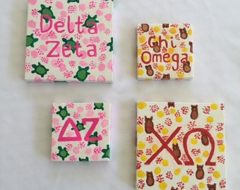 Sorority Mini Canvas