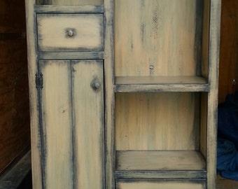 Storage cupboard cabinet