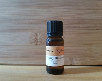 Cherry Blossom Fragrance Oils 10ml, 50ml, 100ml