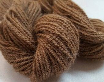 Camel Yarn, blended with alpaca 50/50, 150 yards, DK, 3 ply
