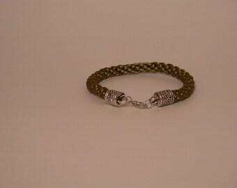 Sage Kumihimo  Braid Bracelet/Casual Bracelet