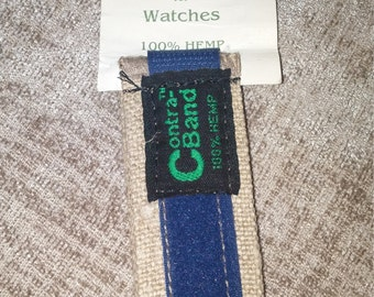 Hemp Watchband