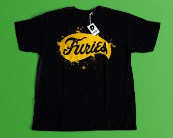 The Warriors Movie - Furies The Warriors Shirt - Classic 80's Cult Movie The Warriors
