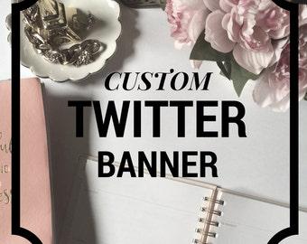 Custom Twitter Banner